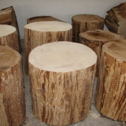 špalky na štípání dřeva