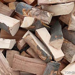 Palivové dřevo tvrdé suché Chomutov